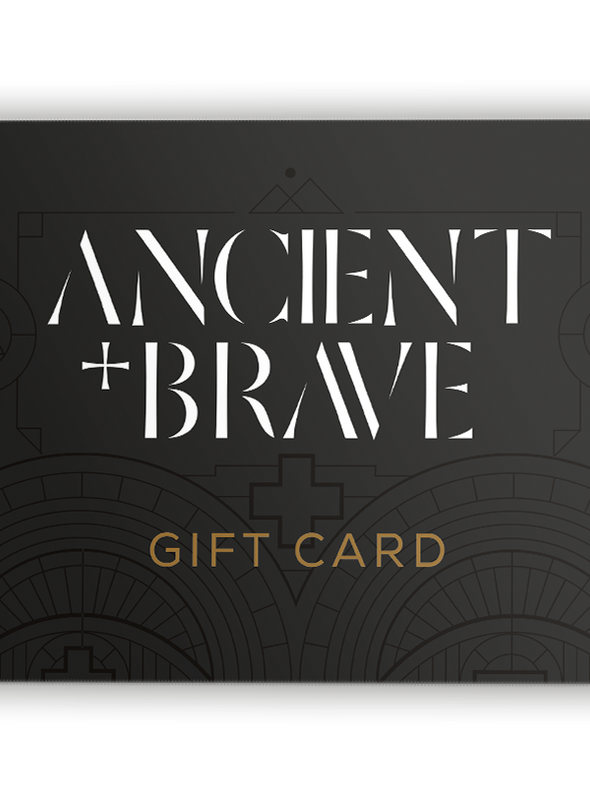 Ancient + Brave Gift Card