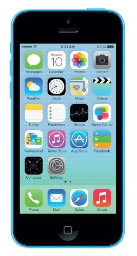 "Apple iPhone 5c - Smartphone libre iOS (pantalla de 4"", cámara 8 Mp, 32 GB, Dual-Core 1.3 GHz, 1 GB de RAM),"