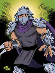 Shredder Print