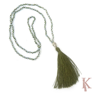 BALI NECKLACE-GREEN