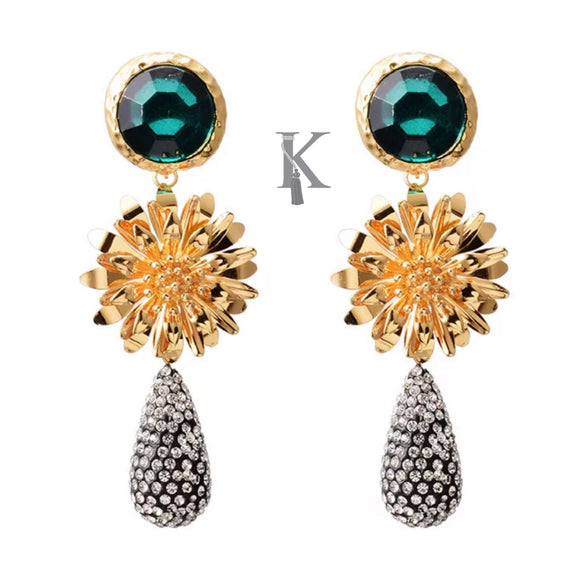 GENOVA EARRINGS (more colors)