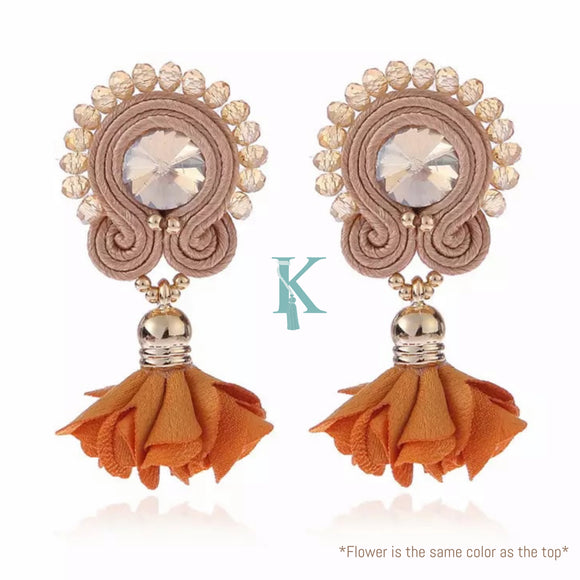 FLORENCIA EARRINGS (more colors)
