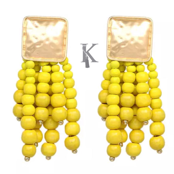 FARAH EARRINGS (more colors)