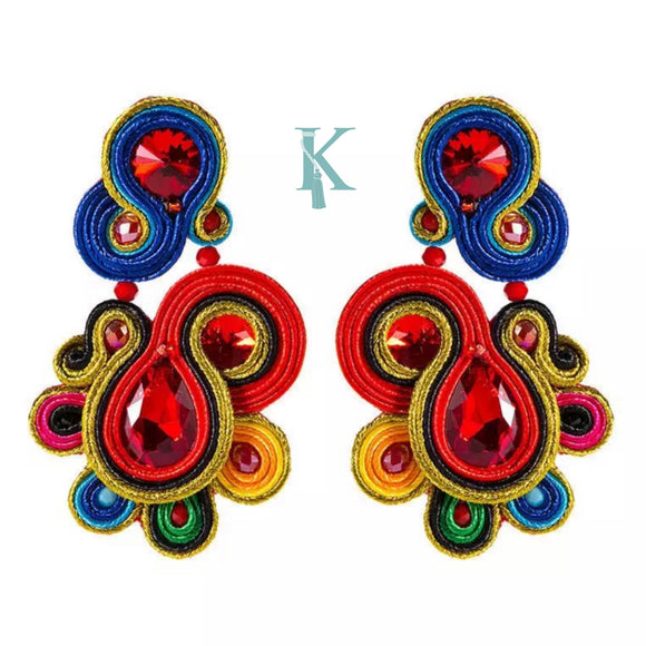 TULUA EARRINGS (more colors)