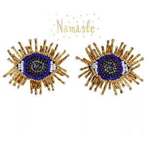 NAMASTE EARRINGS (more colors)