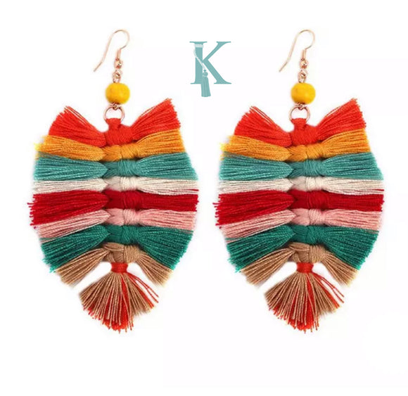 SAVANNAH EARRINGS (more colors)