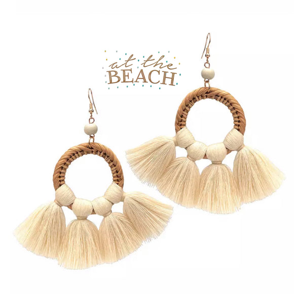 BAHAMAS EARRINGS (more colors)