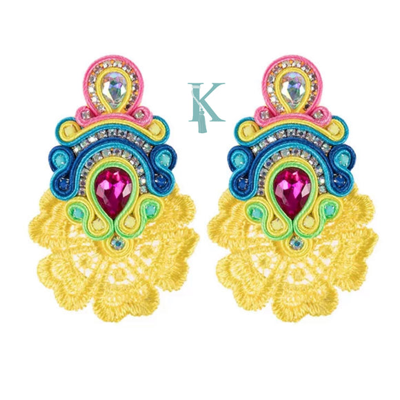 MOCOA EARRINGS (more colors)