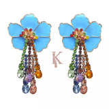 RIO EARRINGS (more colors)