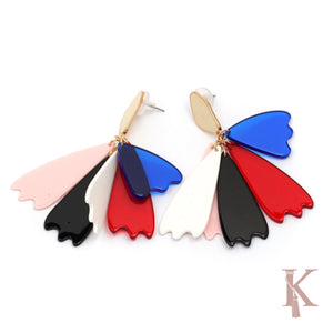 ARIA EARRINGS-MIX COLOR