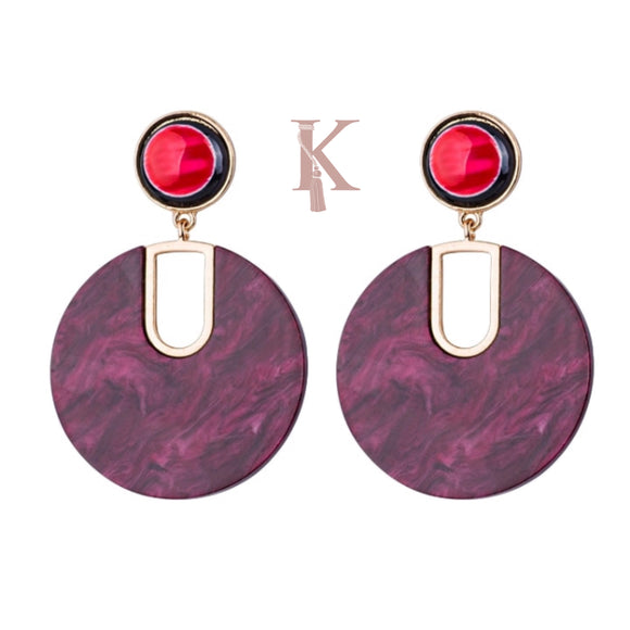 CAMILA EARRINGS (more colors)