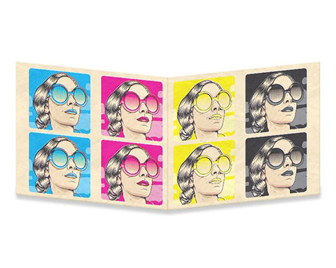 CMYK Fashion - Mighty Wallet