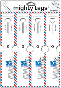 Mighty Tag, Single Sheet, Airmail
