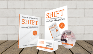 Shift 4 Steps to Personal Empowerment Kit