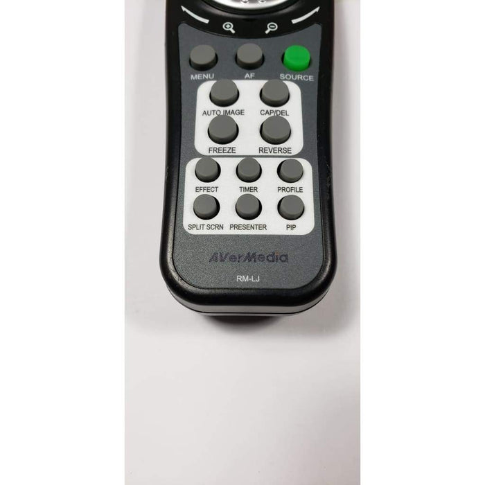 AVerMedia RM-LJ Video Presenter Projector Remote Control - Remote Control