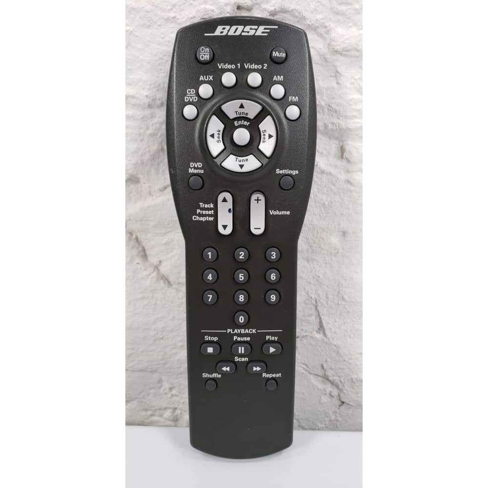 BOSE 321 Remote Control for AV 3-2-1 Series I Media Center System - Remote Control