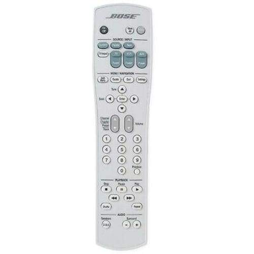 Bose RC28T1-27 Remote Control for Lifestyle 28 and 35 - Remote Control