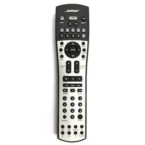 Bose RCV1T-27 Remote Control for Lifestyle V10 V20 and V30 - Remote Control