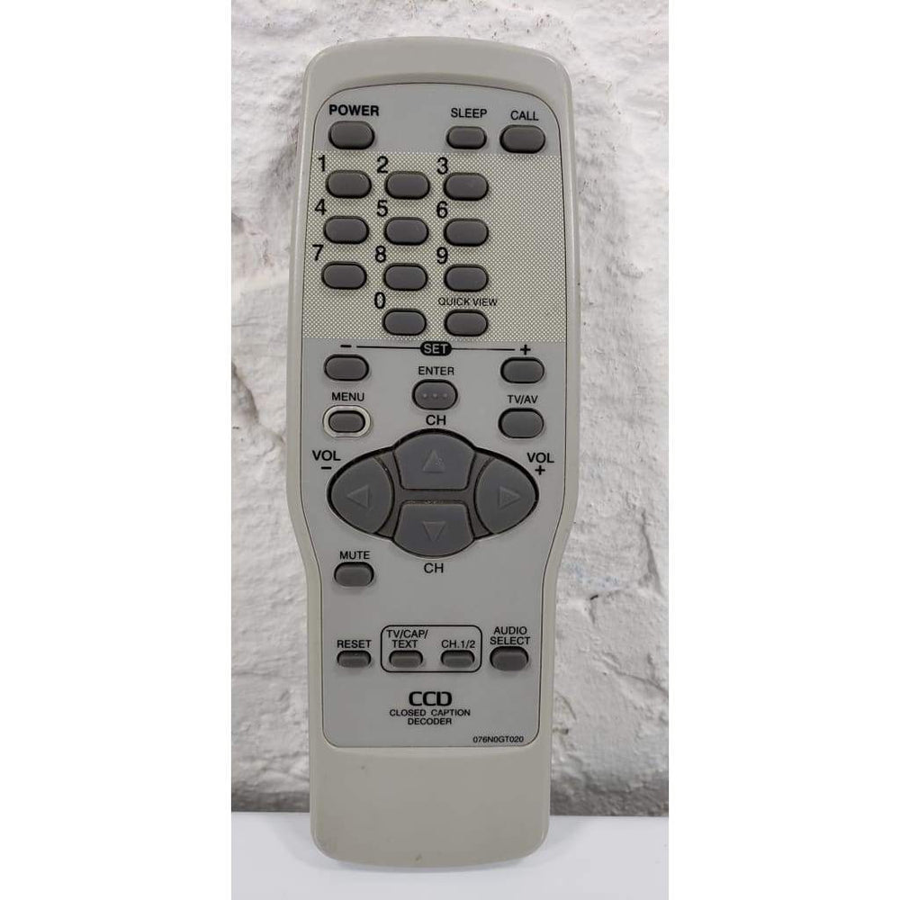 Broksonic Orion 076N0GT020 TV Remote for TVS3275 CTGV3240 - Remote Control