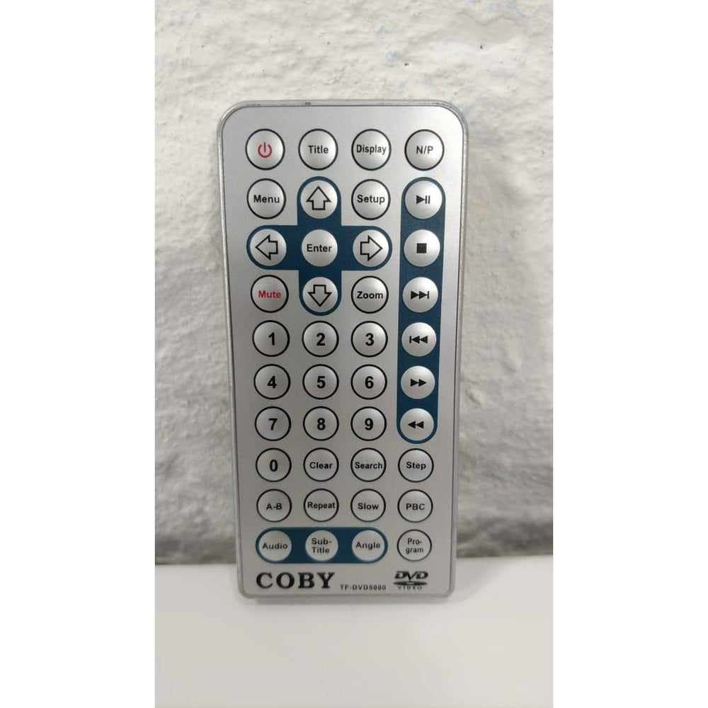 Coby Remote Control for TF-DVD5000 Portable DVD Player - Remote Control