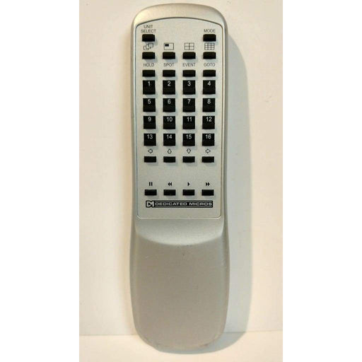 Dedicated Micros Digital Sprite 2 16 Channel DVR Remote Control - Remote Control