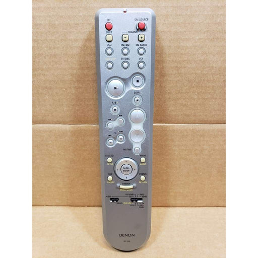 Denon RC-1046 AV Receiver Remote Control for RC-1050 RC-1048 RC-1043 AVR-3207CI - Remote Controls