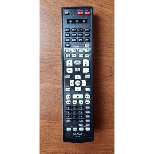 Denon RC-1156 Audio Receiver Remote Control - Remote Controls