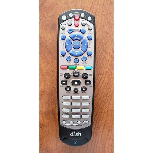 Dish Network 194248 Pro 21.1 IR UHF Satellite Receiver TV Remote Control - Remote Control