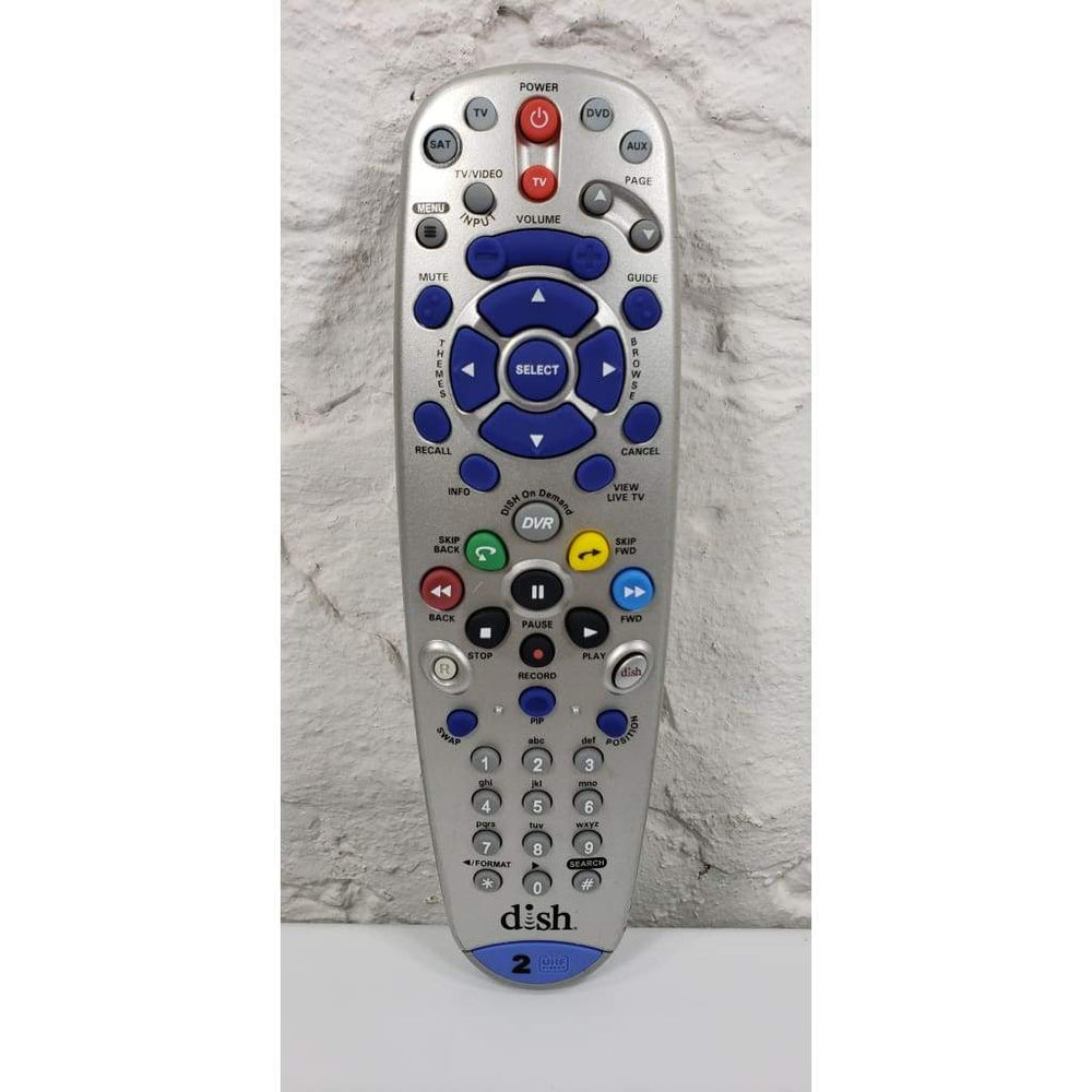 Dish Network BELL ExpressVU 6.4 UHF TV2 REMOTE CONTROL 622 722 6131 189460 - Remote Control
