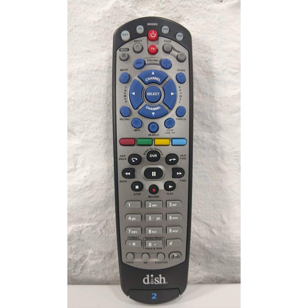Dish Network Remote 21.1 IR/UHF PRO MG3-2010 TV2 Model - 182563 - Remote Control