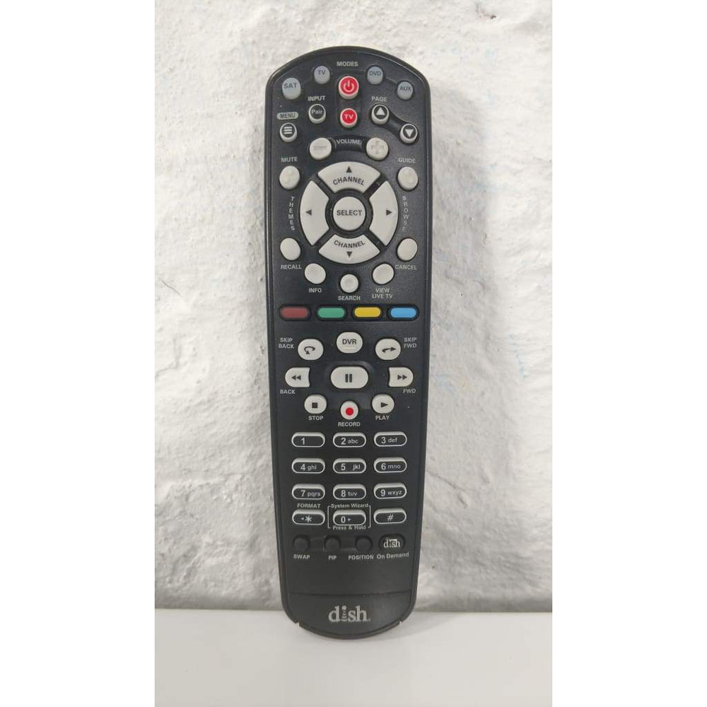 Dish Network Remote Control 186228 40.0 UHF 2G Satellite Receiver - Remote Control