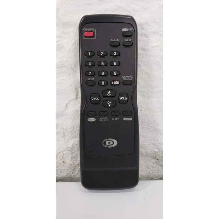 Durabrand NE612UE TV Remote Control for CR130DR8 - Remote Control