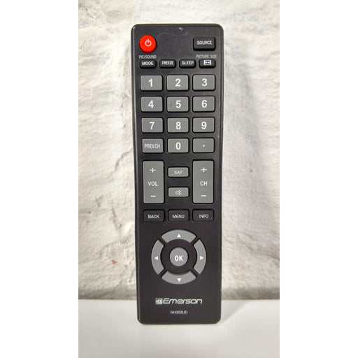 Emerson NH303UD TV Remote Control