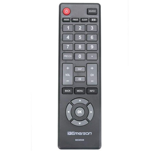 Emerson NH305UD TV Remote Control