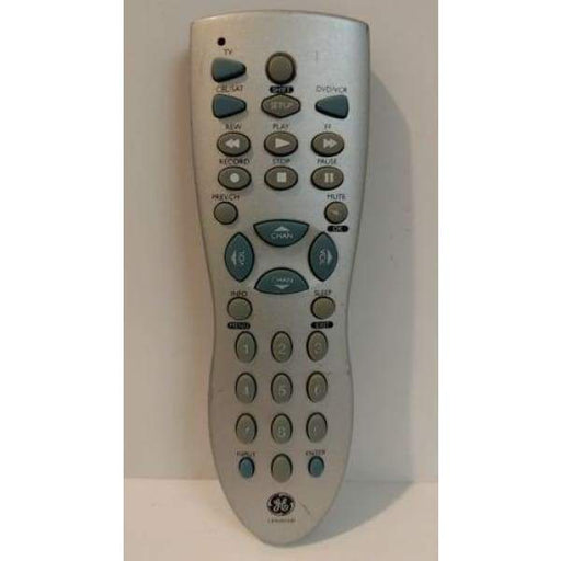 General Electric GE RC24912-B Universal Remote Control - Remote Controls