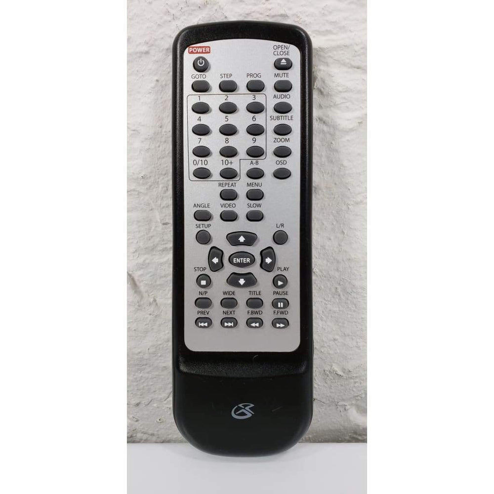 GPX HT119BD Home Theater Remote for REMHT119B RTREMHT119B - Remote Control