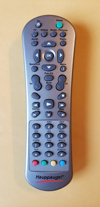 Hauppauge WinTV A415-HPG-A Remote Control for Versions v7 and v7.2