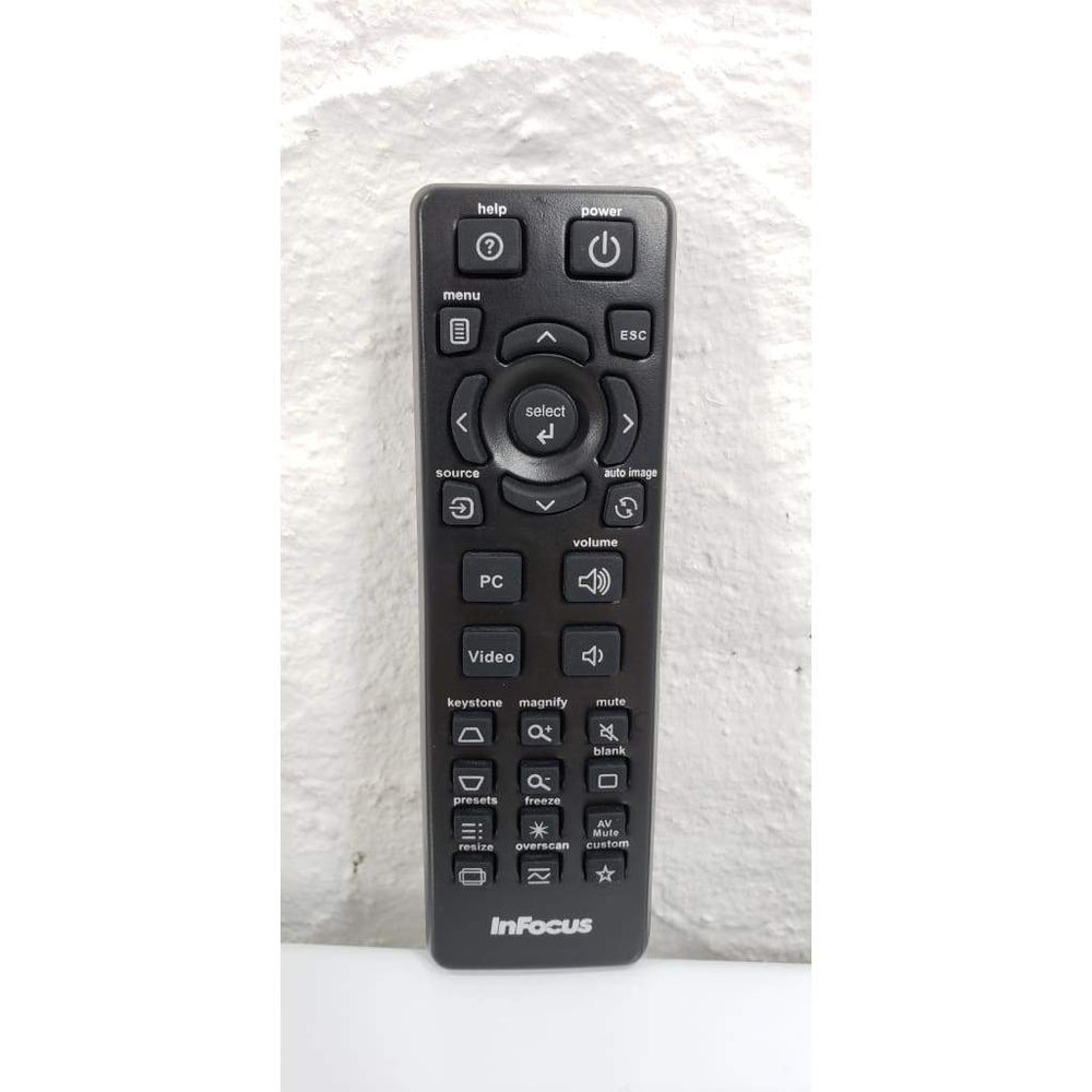InFocus HW-NAVIGATOR-4 Projector Remote for IN110 IN110A IN120 etc. - Remote Control