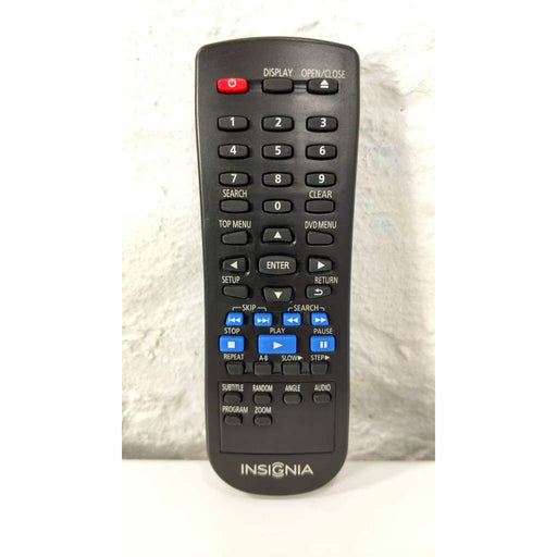 Insignia Remote Control for NS-D160A14 DVD Player - Remote Control