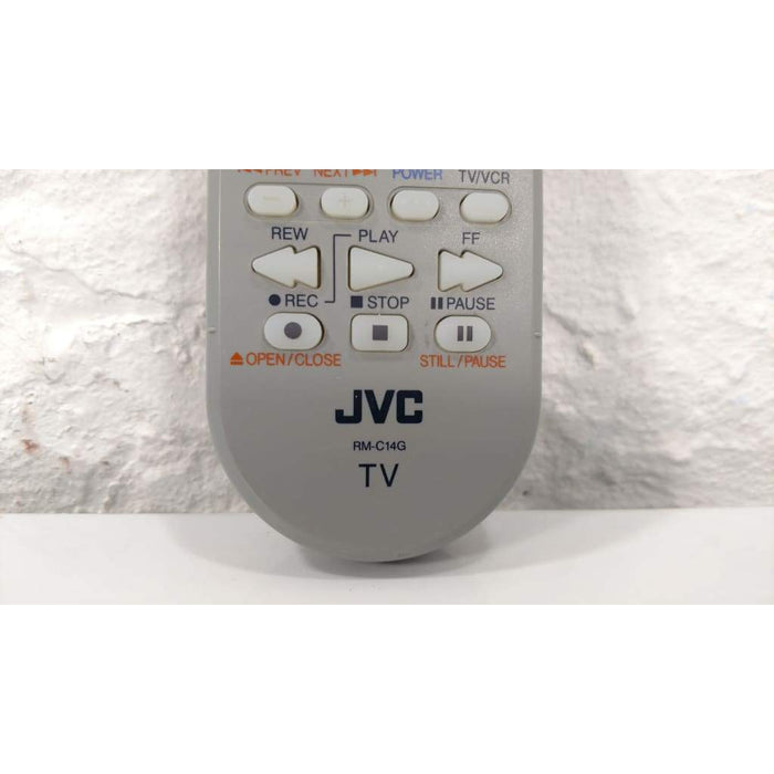 JVC RM-C14G TV Remote for LT-46FN97 LT-40FH97 PD-42X776 LT-40FN97 etc. - Remote Control