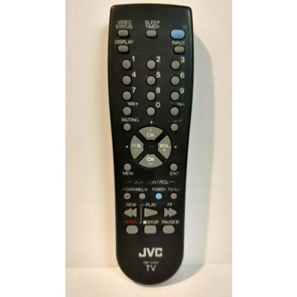 JVC RM-C205 Remote for C13110 C13210 C13310 C20210 C20310 etc - Remote Controls