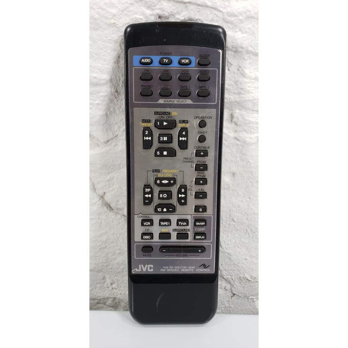 JVC RM-SR505U Audio Remote Control for RX-505V RX504V Receivers - Remote Control