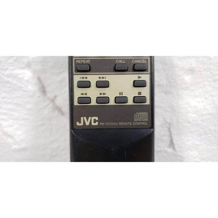 JVC RM-SX254U Audio Remote for XLF254BK XLF252BK XLF152BK XLF258BK etc. - Remote Control