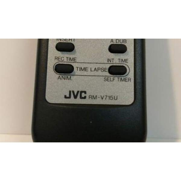 JVC RM-V715U Camcorder Remote Control for GRAX761U GRAXM230U GRSXM255AS GRSXM265 - Remote Controls