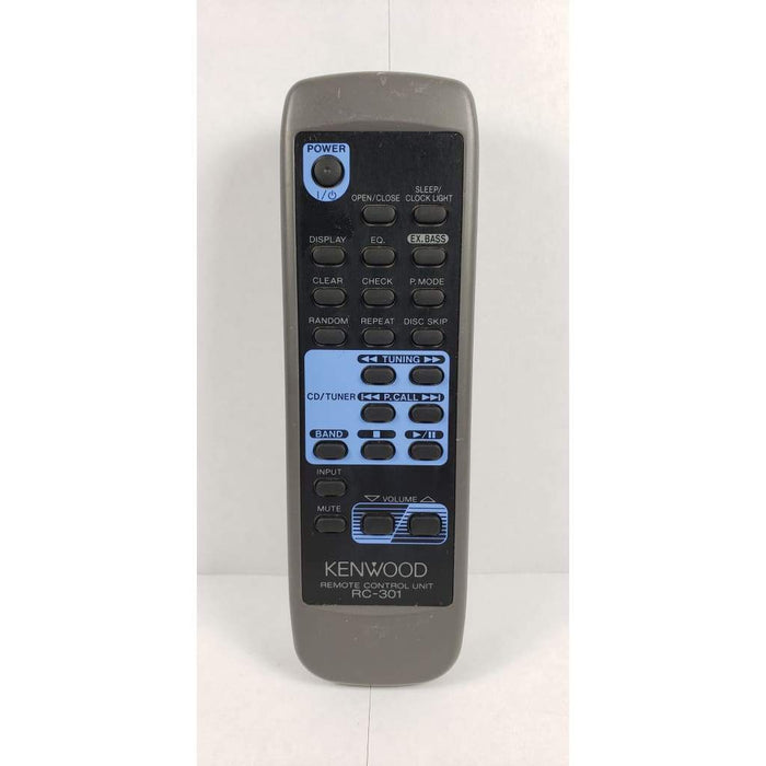Kenwood RC-301 Audio System Remote Control - Remote Control