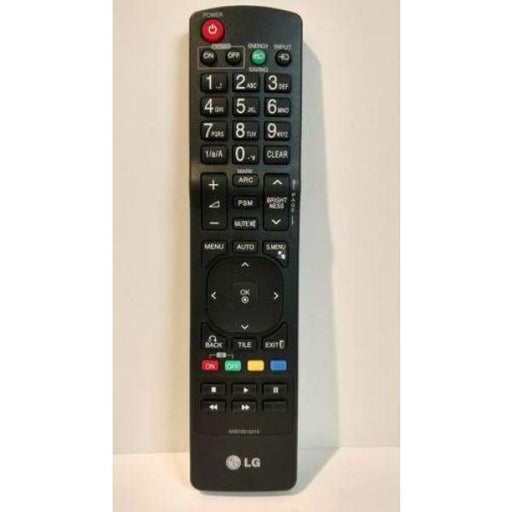 LG AKB72915219 LCD Television Remote Control - Remote Controls