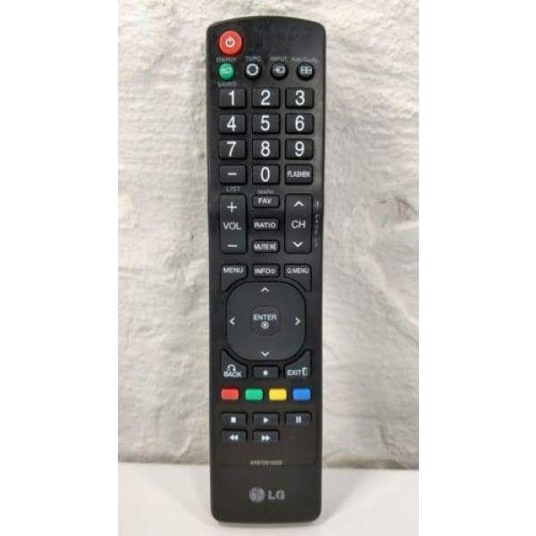 LG AKB72915225 TV Remote Control for M2280D M2380DP - Remote Controls