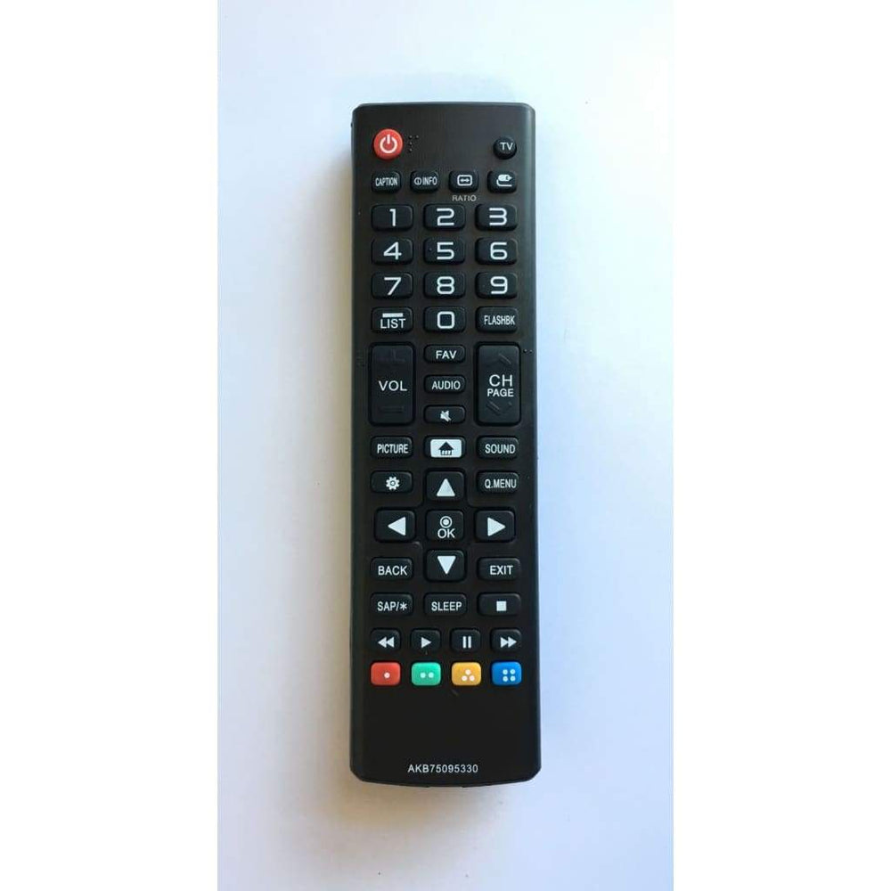 LG AKB75095330 TV Remote Replacement for LG LCD LED Smart TV - New - Remote Control