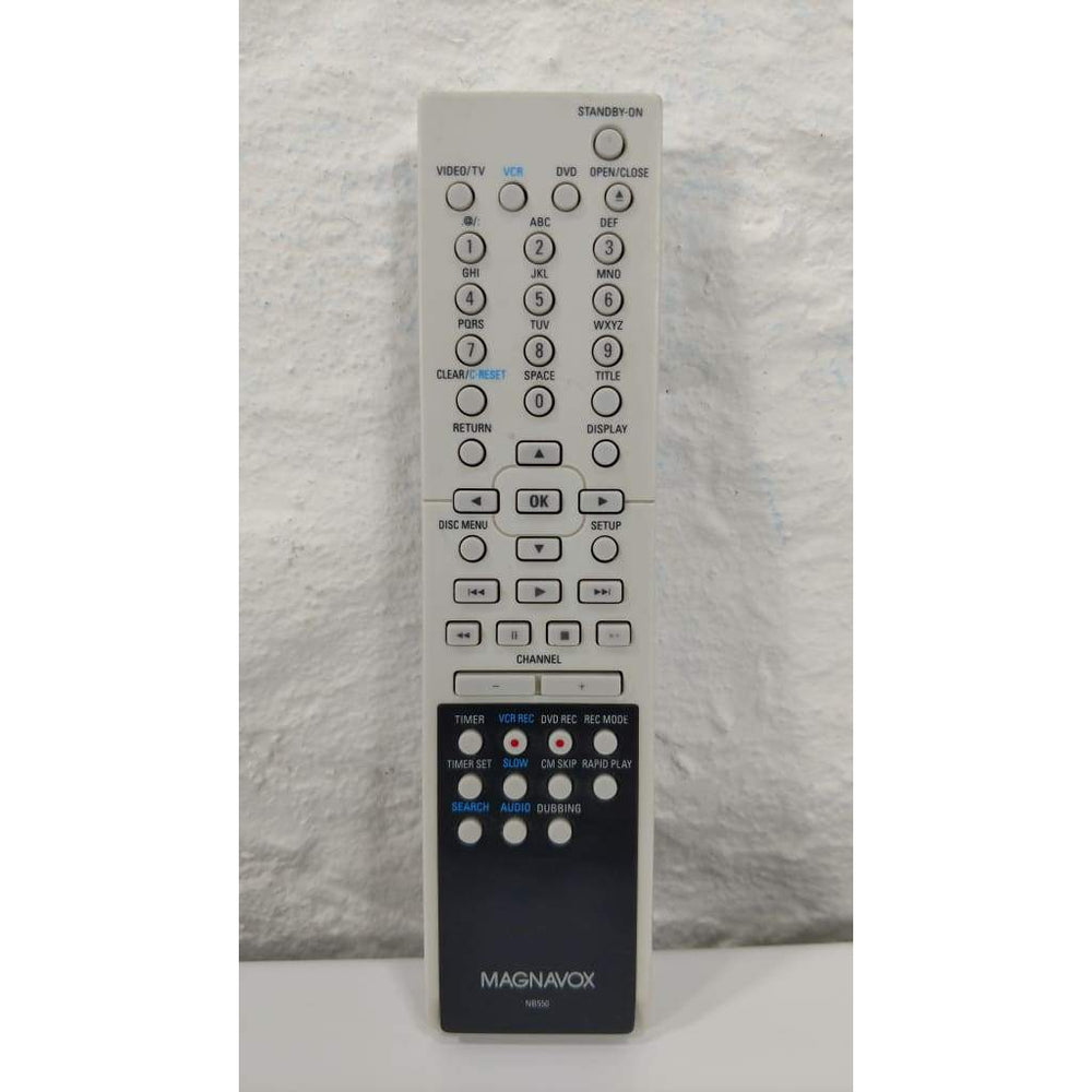 Magnavox NB550 DVD Remote Control for CMWR20V6 MWR20V6 MWR20V6/DVD - Remote Control