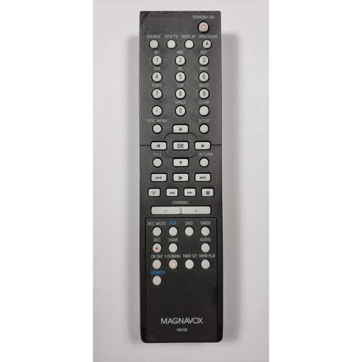 Magnavox NB559UD NB559 DVD/VCR Combo Remote Control - Remote Control